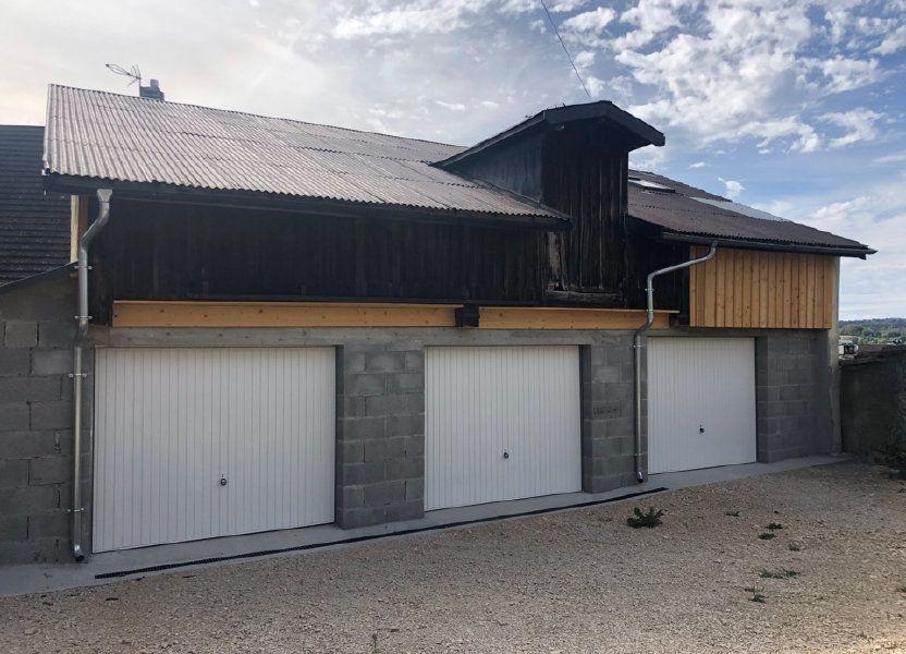 Stationnement à louer 25.5m2 à Hauteville-Lompnes