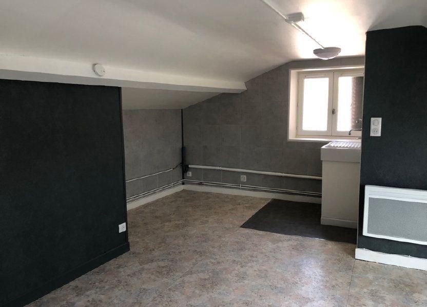 Appartement à louer 15m2 à Hauteville-Lompnes