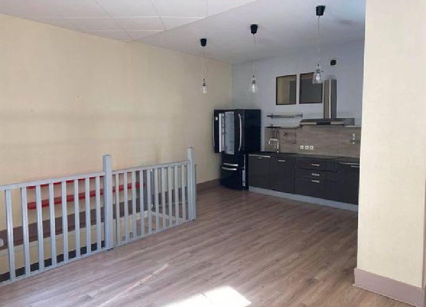 Appartement à vendre 90.81m2 à Bourg-en-Bresse