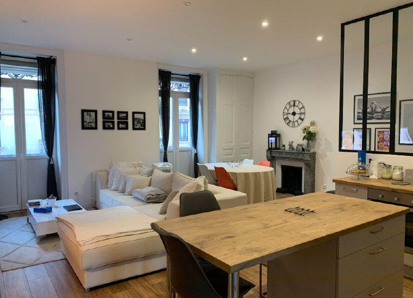 Appartement à louer 83.13m2 à Bourg-en-Bresse