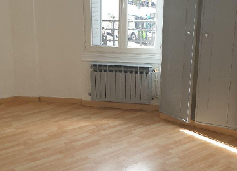Appartement à louer 25m2 à La Courneuve