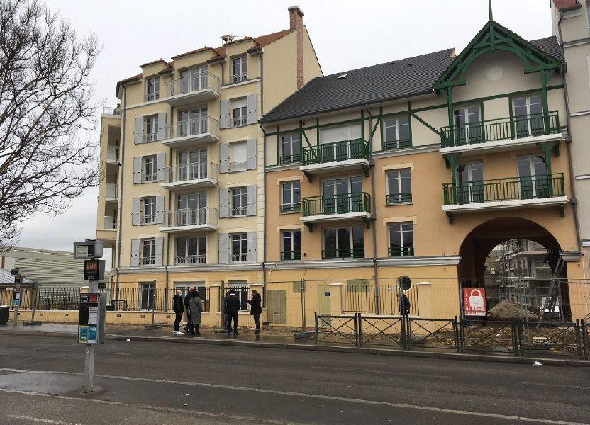 Appartement à louer 40.5m2 à Le Blanc-Mesnil