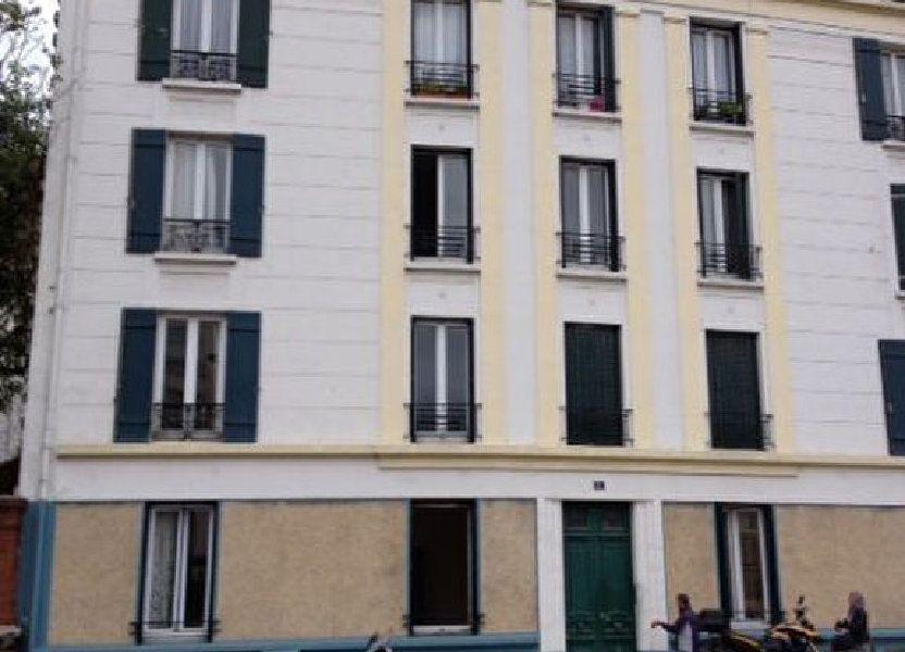 Appartement à louer 30m2 à Saint-Denis