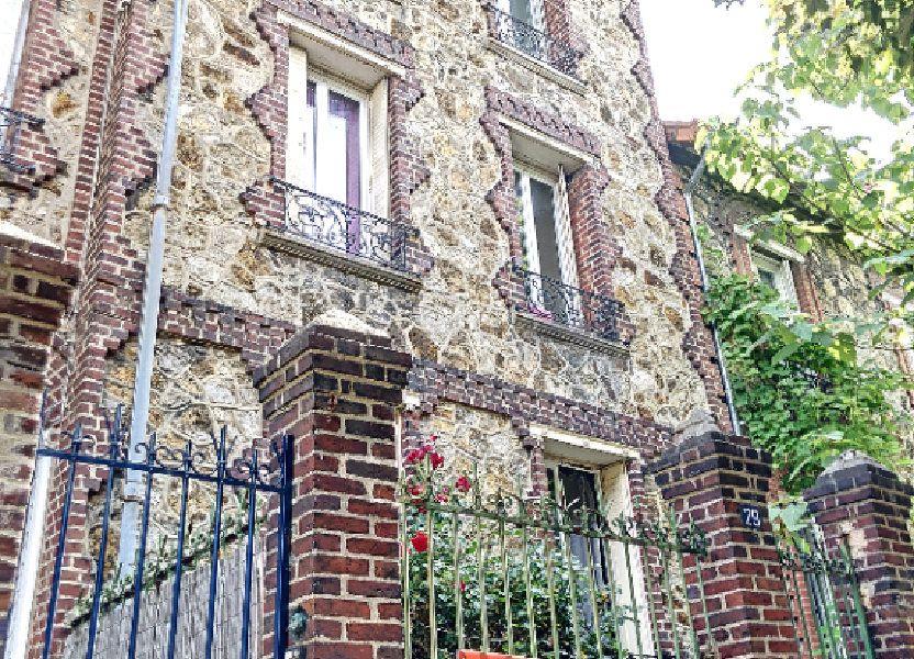 Appartement à louer 44m2 à Le Bourget
