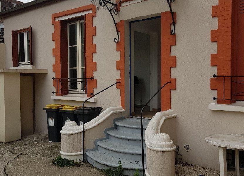 Appartement à louer 17m2 à La Courneuve