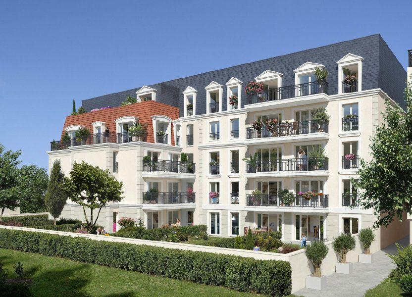 Appartement à louer 65m2 à Le Blanc-Mesnil