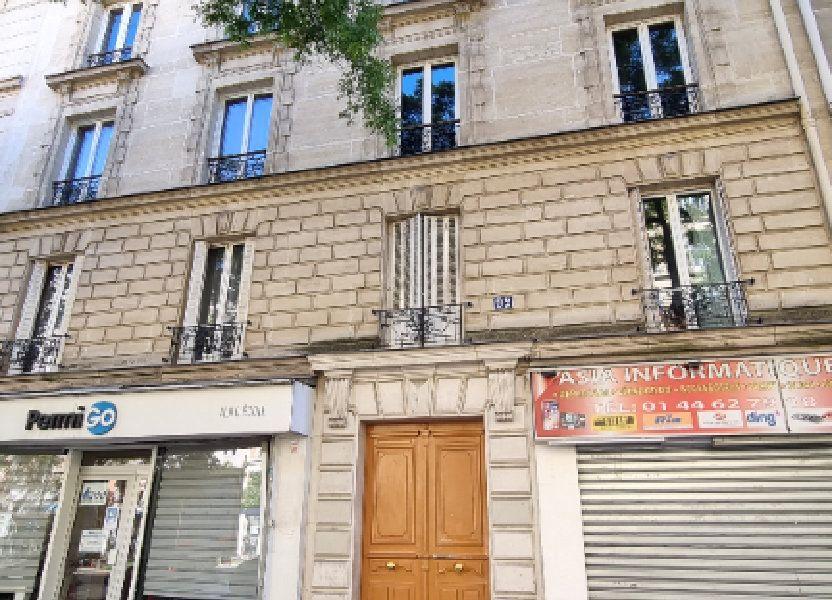 Appartement à louer 40m2 à Paris 11