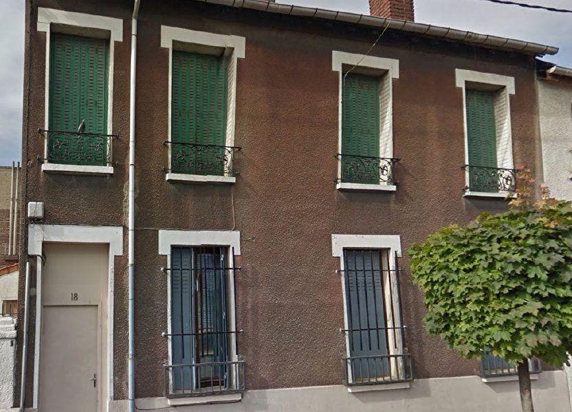 Appartement à louer 42m2 à La Courneuve