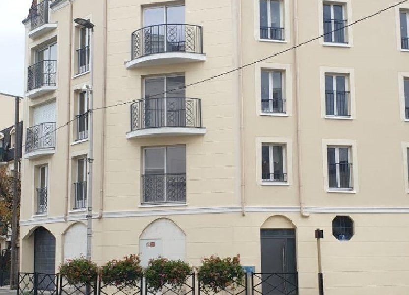 Appartement à louer 21m2 à Le Blanc-Mesnil