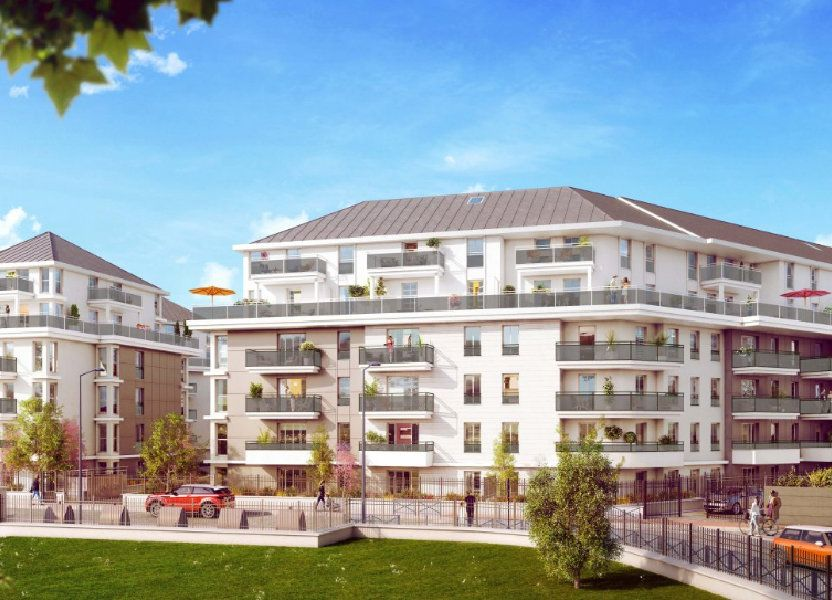 Appartement à louer 29m2 à Drancy
