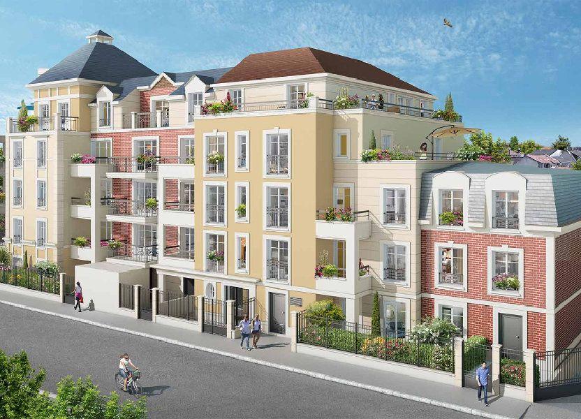 Appartement à louer 64m2 à Le Blanc-Mesnil