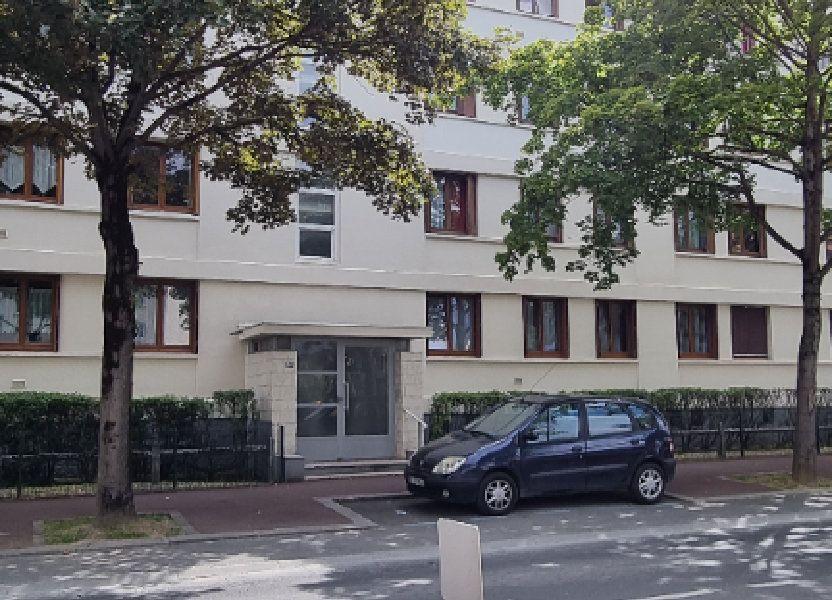 Appartement à louer 68.6m2 à Le Bourget