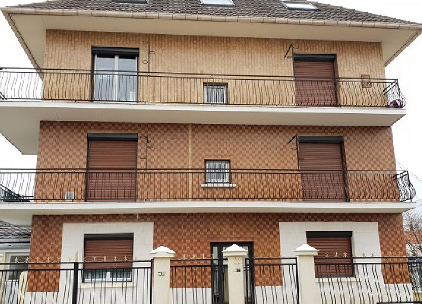 Appartement à louer 39m2 à Le Blanc-Mesnil