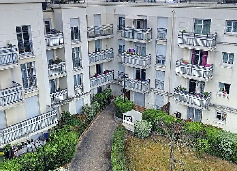 Appartement à louer 54m2 à Le Bourget