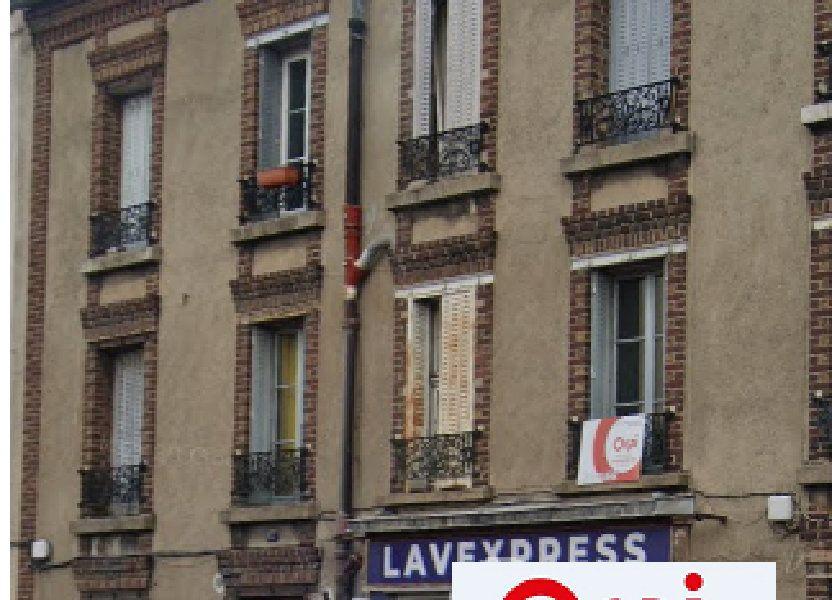 Appartement à louer 32m2 à Le Bourget