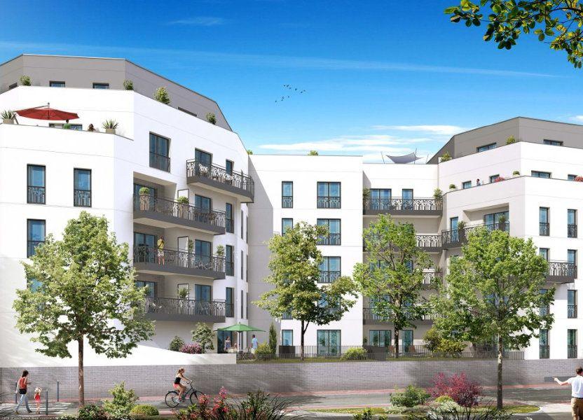 Appartement à louer 47m2 à Drancy