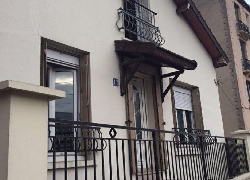 Maison à louer 90m2 à La Courneuve