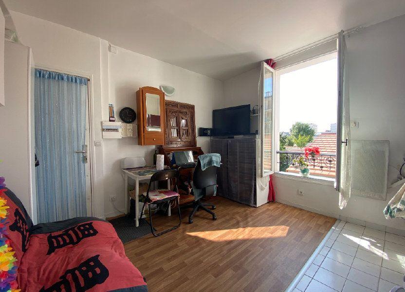 Appartement à vendre 26m2 à Bagnolet