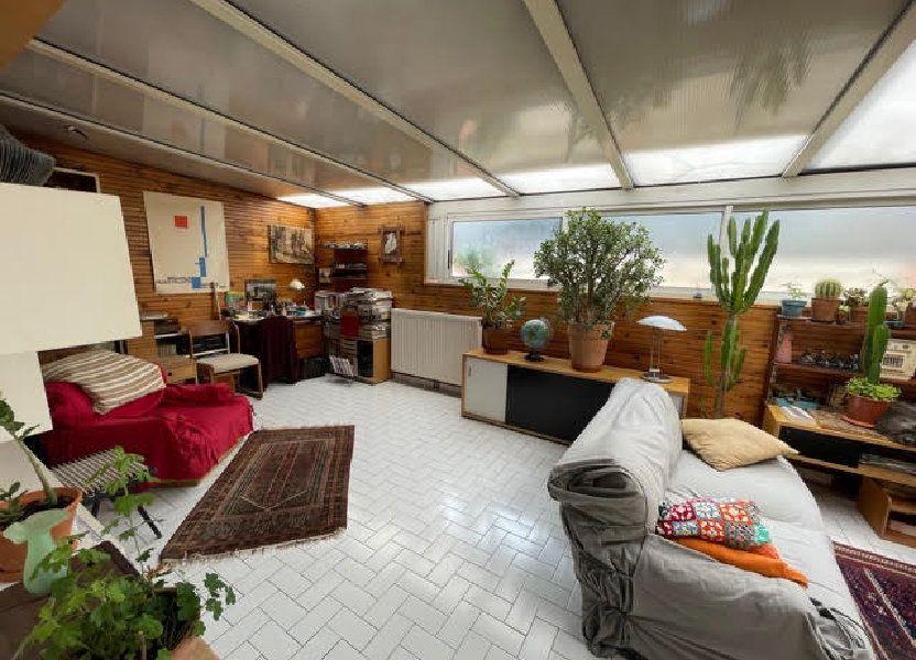 Maison à vendre 67m2 à Romainville