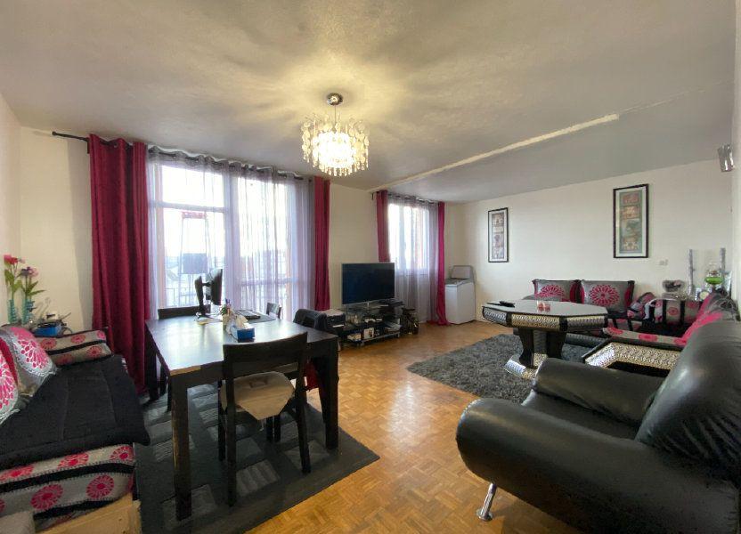 Appartement à vendre 73m2 à Romainville
