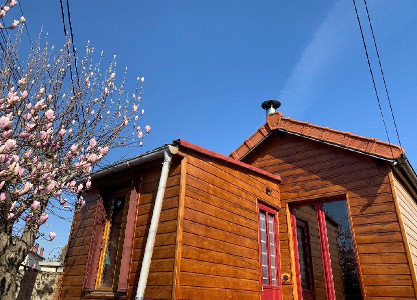 Maison à vendre 30m2 à Romainville