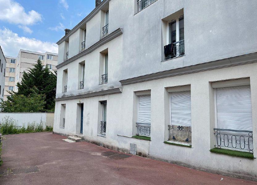 Appartement à vendre 24.35m2 à Montreuil