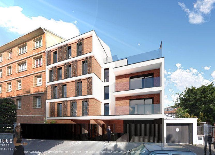 Appartement à vendre 108m2 à Romainville