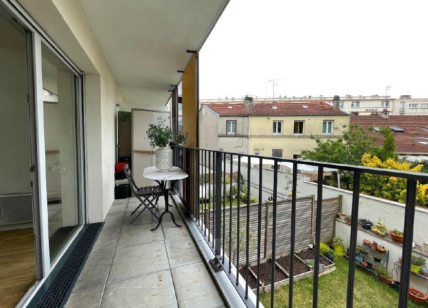 Appartement à vendre 61m2 à Romainville