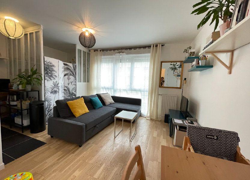 Appartement à vendre 28.55m2 à Romainville
