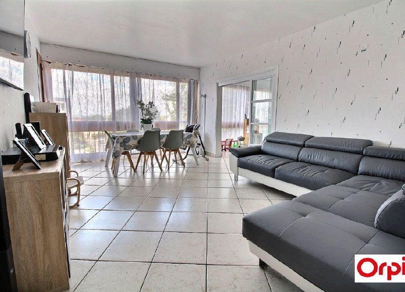 Appartement à vendre 83m2 à Ris-Orangis