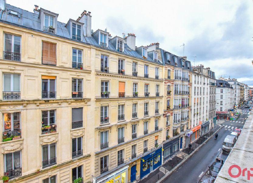 Appartement à vendre 26m2 à Paris 18