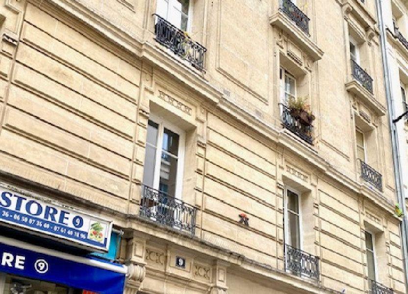 Appartement à vendre 7m2 à Paris 18