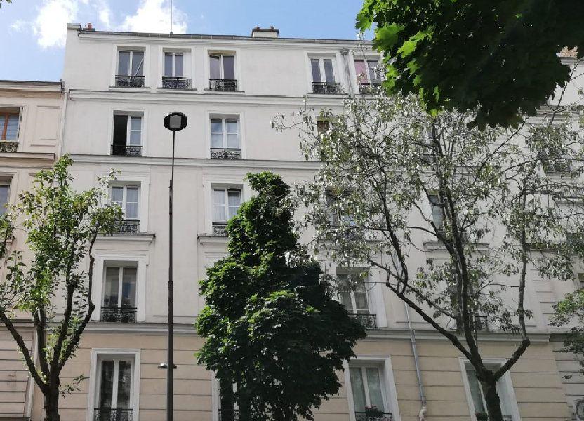 Appartement à vendre 34.2m2 à Paris 18