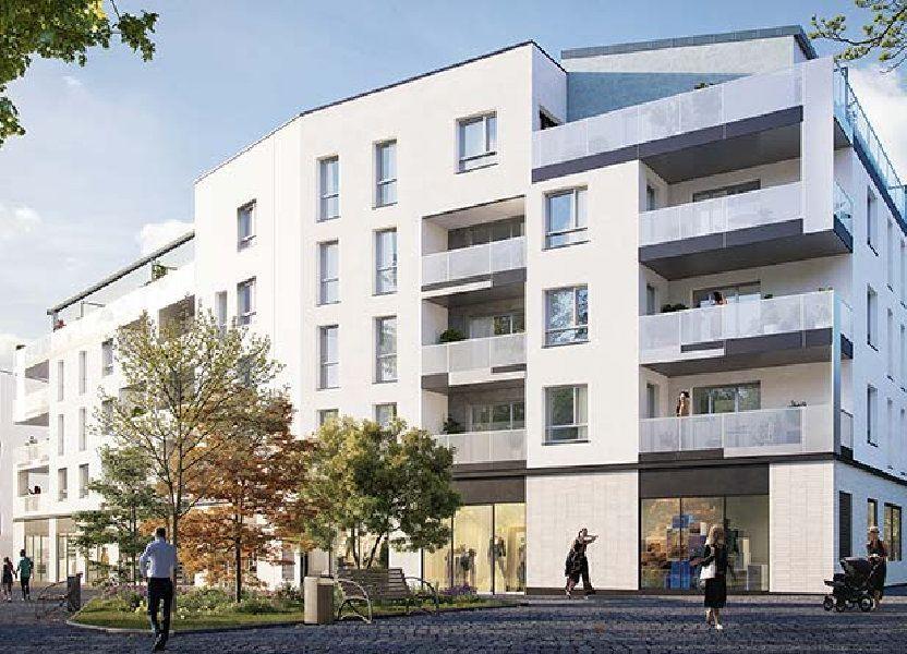 Appartement à vendre 47.5m2 à Melun