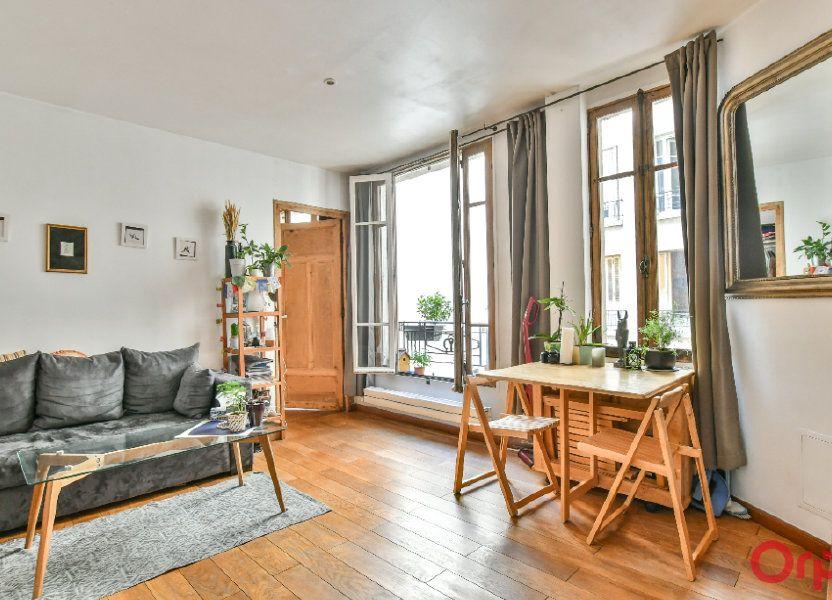 Appartement à vendre 40.05m2 à Paris 18