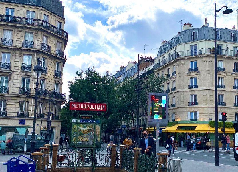 Appartement à vendre 29.18m2 à Paris 18