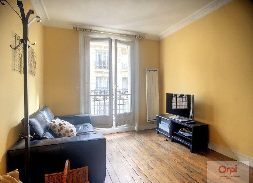 Appartement à louer 39m2 à Paris 14