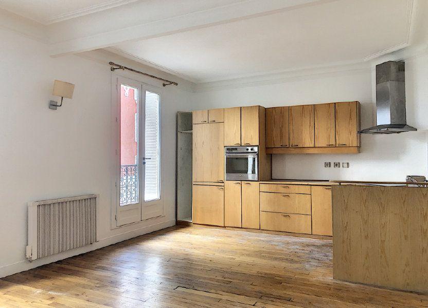 Appartement à louer 50m2 à Paris 14