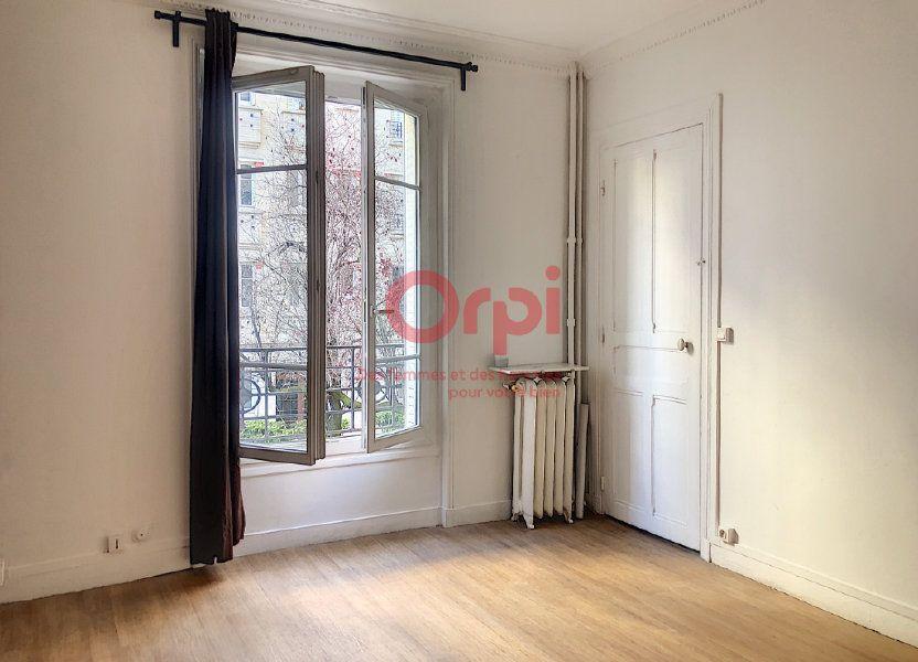 Appartement à louer 24.29m2 à Paris 14