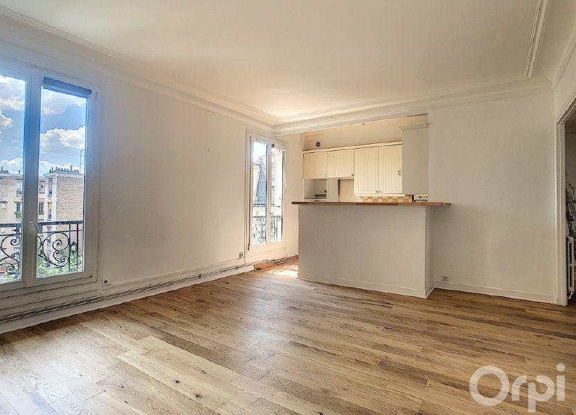 Appartement à louer 81.92m2 à Paris 14