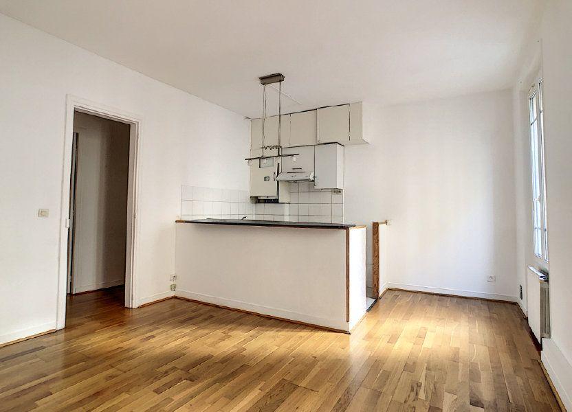 Appartement à louer 54m2 à Paris 14