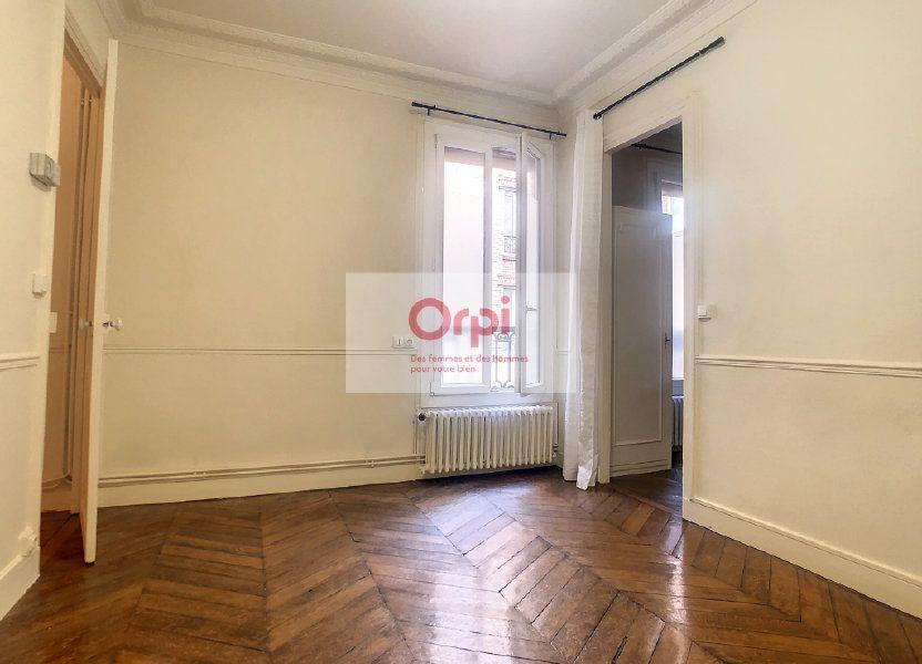Appartement à louer 37m2 à Paris 15