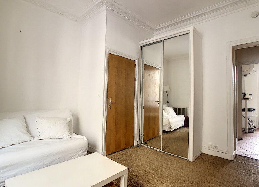 Appartement à louer 24m2 à Paris 14