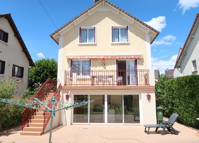 Maison à vendre 135.31m2 à Mitry-Mory