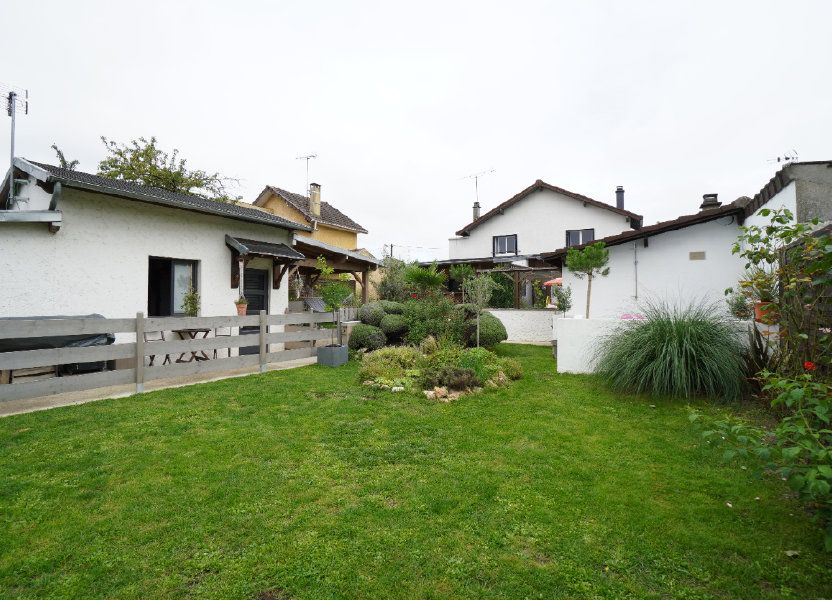 Maison à vendre 95m2 à Villeparisis