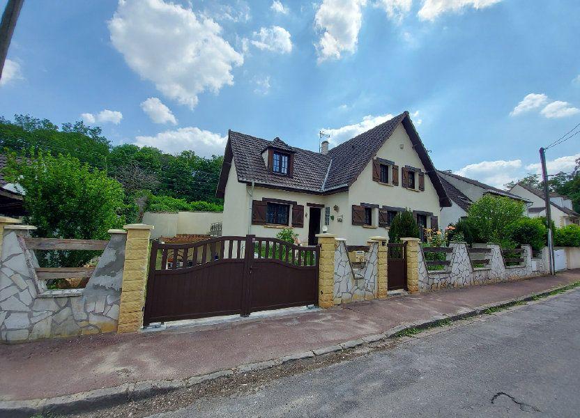 Maison à vendre 134.03m2 à Tremblay-en-France