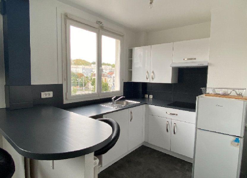 Appartement à louer 25.9m2 à Thorigny-sur-Marne