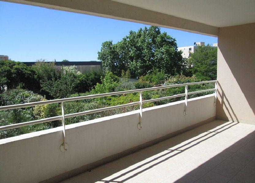 Appartement à louer 48m2 à Marseille 12
