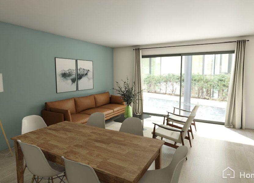 Appartement à vendre 68m2 à Marseille 13