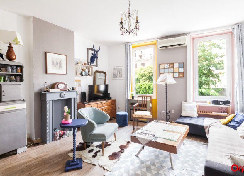 Appartement à vendre 84m2 à Marseille 4
